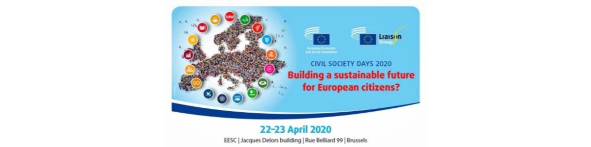 Journées de la Société Civile 2020