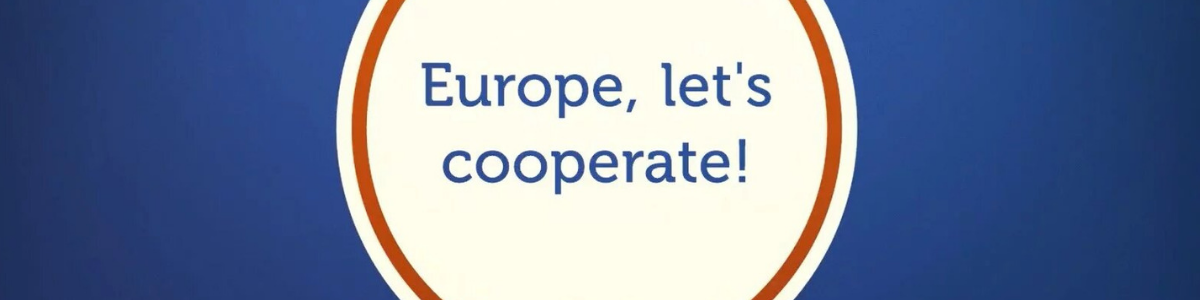 Interreg - Let's cooperate