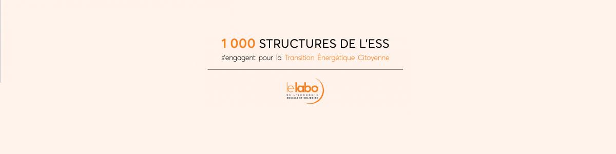 1 000 structures de l'ESS