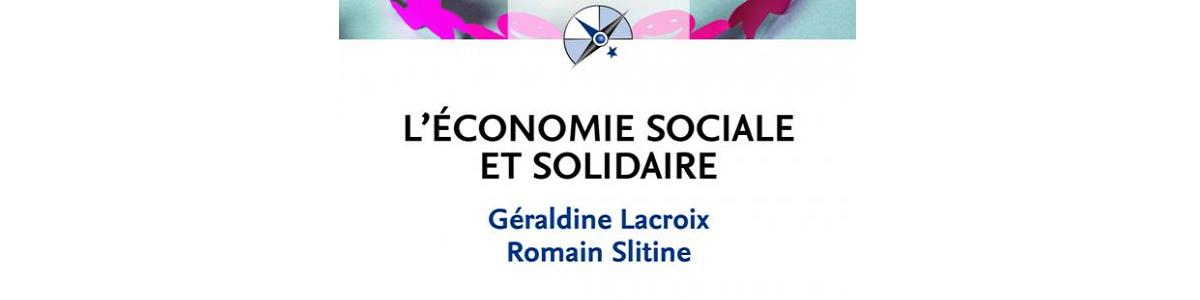 Que sais je l 39 conomie sociale et solidaire - Chambre de l economie sociale et solidaire ...