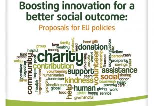 Stimuler l'innovation pour un meilleur résultat social : propositions pour les politiques de l'UE