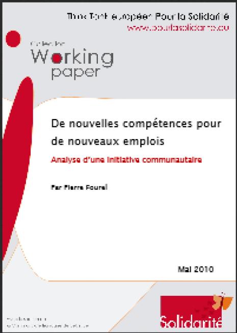 image couverture de nouvelles compétences pour des nouveaux emplois