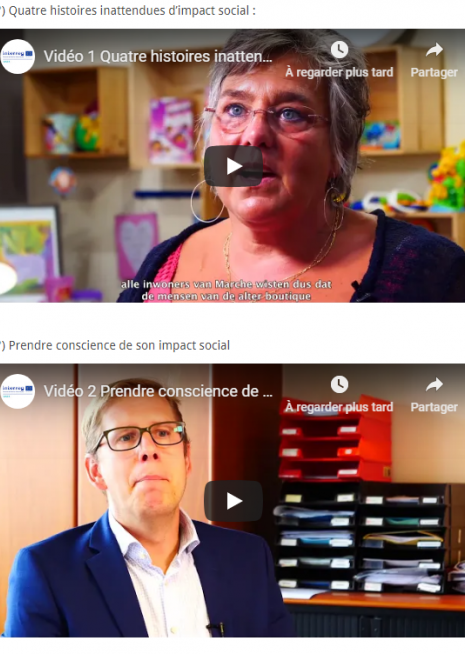 Vidéos VISES